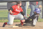 Swavel homers again in Upper's 20-0 victory