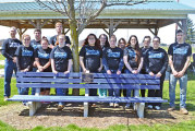 Students give back at Nevada Park, Wynford School on Day of Service