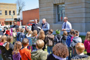Child Abuse and Neglect Prevention Month proclaimed with bubbles