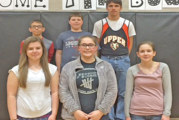 USMS students of the month