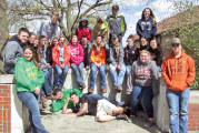 USHS students participate in state CDEs