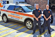 Paramedic to chase runs in county in effort to improve ambulance care