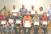 Wyandot Safety Council holds inaugural banquet, awards several local businesses