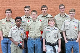 Poppy sale tradition continues with help of Upper Sandusky Boy Scouts