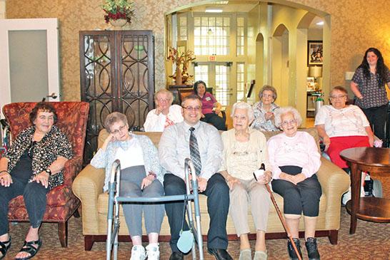 Celebrating nursing facilities