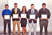 Upper Sandusky HS DECA honors marketing employers