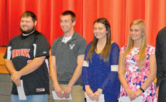 FNB scholarship winners