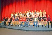 Morter, Strausbaugh take most awards at Mohawk senior night