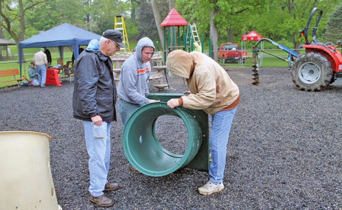 Lions Club invests in playground