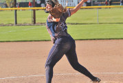 Carey pounds Leipsic with 23 hits in 17-0, 5-inning win