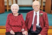 Spiegles celebrate 65th anniversary