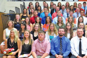 USHS seniors recognized with awards
