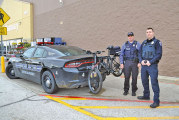 PD offers bike registration to counter lost, stolen bikes