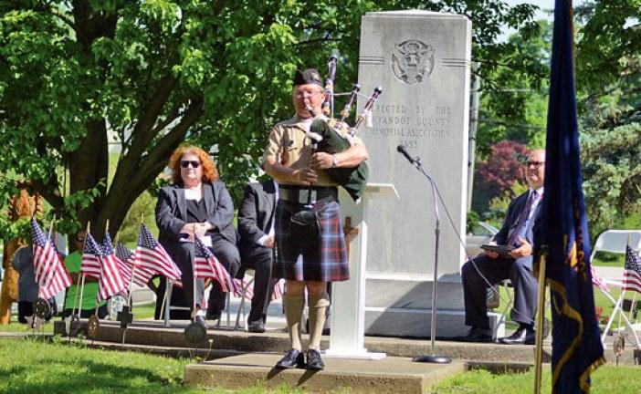 Upper Sandusky Memorial Day Parade