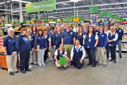 Walmart employees celebrate 10 years of service to the Upper Sandusky community