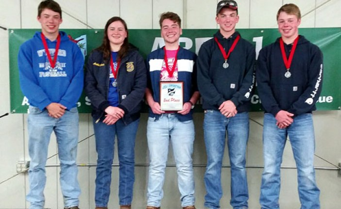 Wynford heads to state Envirothon