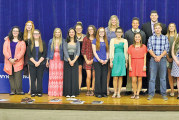 Copeland takes home top honors at Wynford's 45th annual awards night