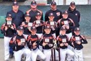 Wyandot Boys 10U win BG tournament