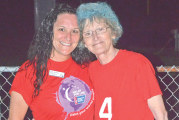 Woman recalls 8-year battle with cancer at Relay for Life