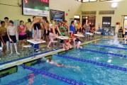 Upper boys win 1st summer swim meet
