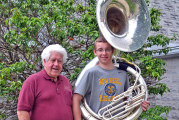 Area youth selected to perform with honors band at Rose Parade
