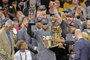 After 52 years, Cleveland is a champion once again