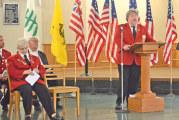 Honoring Flag Day