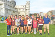 MHS students return from Europe