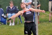 Pack breaks Upper school record, places 7th in discus
