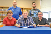 Wynford's DeJean to pitch at Tiffin University