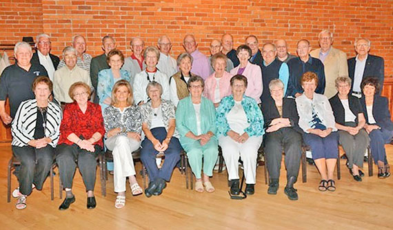 USHS class of 1956