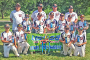 Wyandot Boys 10U team finishes as state runner-up