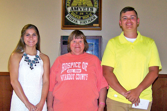 Amvets auxiliary scholarships