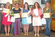 CLC scholarship winners