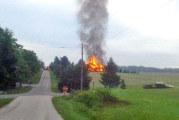 Fire destroys Upper Sandusky home