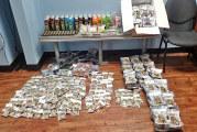 USPD locates 70-plus pounds of pot edibles