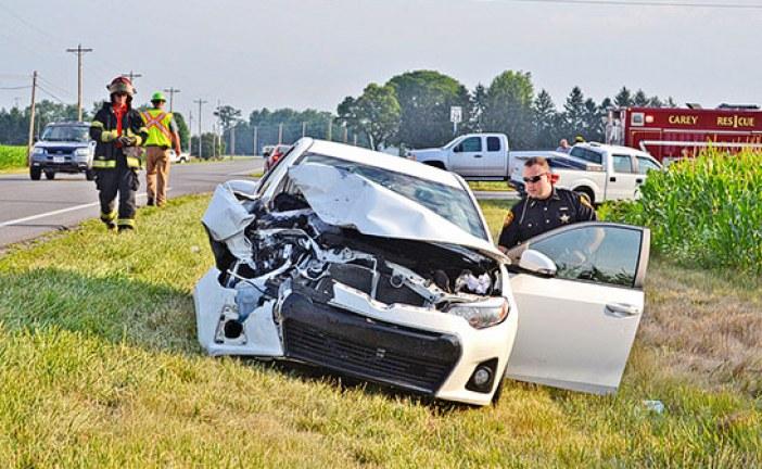 Morning crash