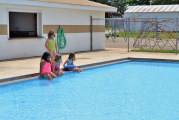 Sycamore pool opens