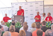 Nucor Steel celebrates 100 years