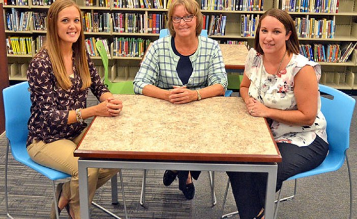 Reading recovery brings 1 of 3 new educators to Carey School building