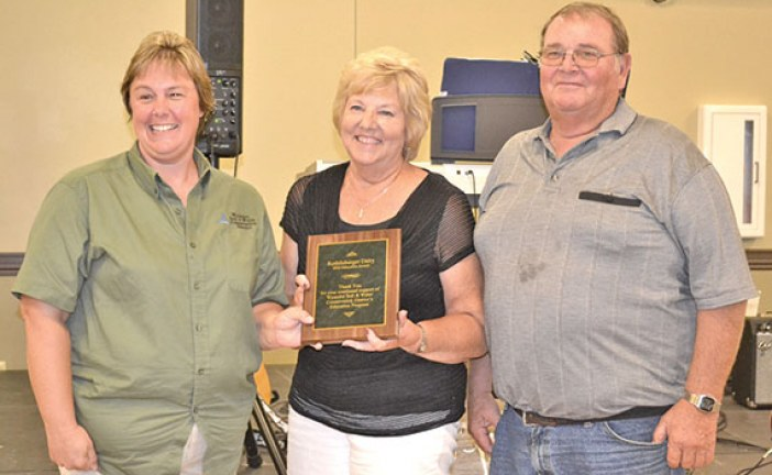 SWCD recognizes individuals, groups for support in past year