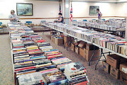 Friends of USCL book sale
