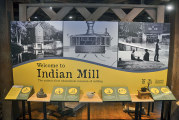 New exhibits tell history of Wyandot Indians at Indian Mill Museum