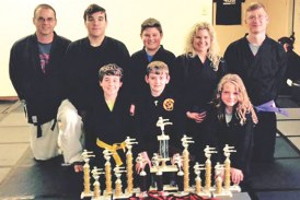 Martial arts classes available soon