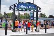 Fields for All: Miracle Field opens in Findlay with accessible park, play area