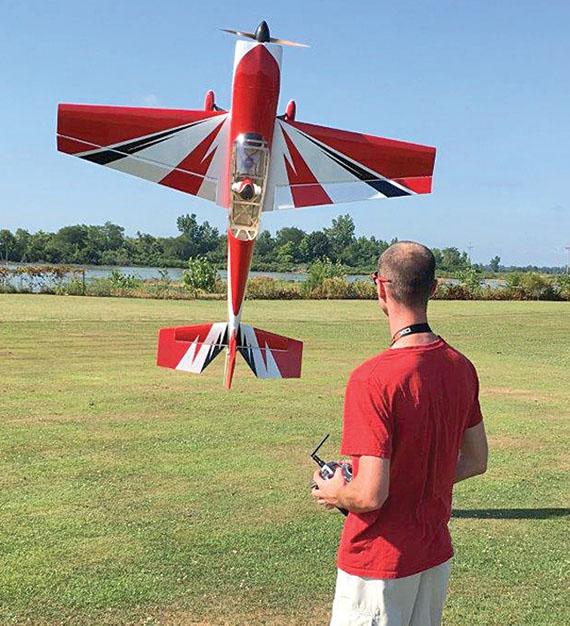 Model aircraft day