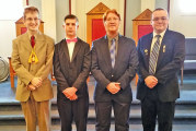 DeMolay holds open house to share about organization