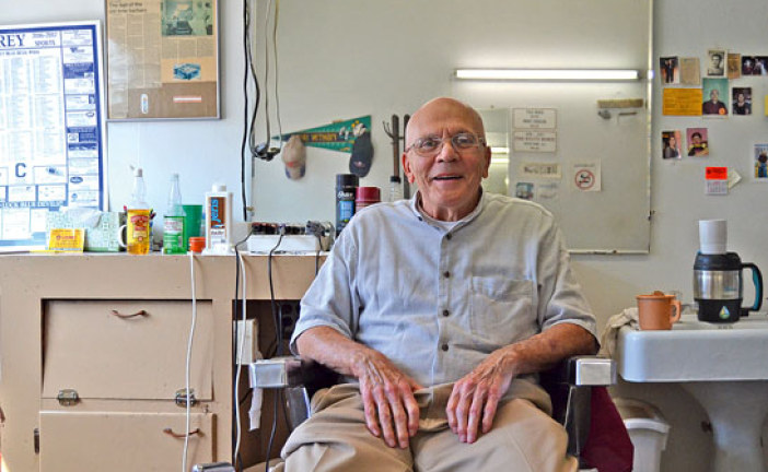 60 years in, 'Punk' Pieracini keeps on clipping