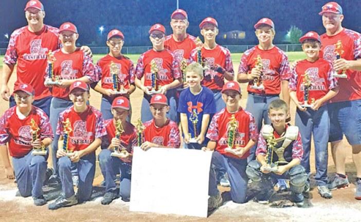 Seneca County champions