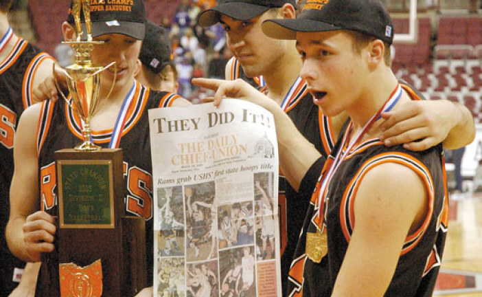 Upper Sandusky state championship basketball team to be inducted into HOF